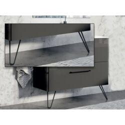 Arezzo Carmel alacsony fekete láb alacsony AR-167266