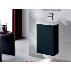 Arezzo Mini 40 egyajtós antracit alsószekrény mosdóval AR-166042