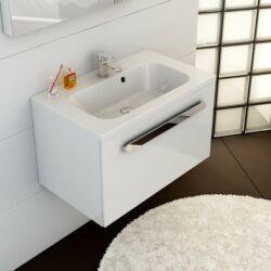 Ravak Chrome SD 800 szekrény mosdó alá fehér/fehér X000000534