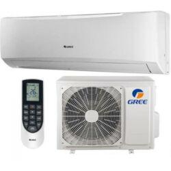 Gree Lomo Plusz Inverter GWH09QB-K6DND6I 2,5 kW-os, Wifis klíma szett, A++