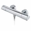 Kép 1/2 - TEKA Itaca termosztátos zuhany csaptelep króm 672010200