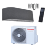 Kép 1/3 - Toshiba HAORI RAS-B13N4KVRG-E / RAS-13J2AVSG-E1 oldalfali split klíma (3.5 kW)