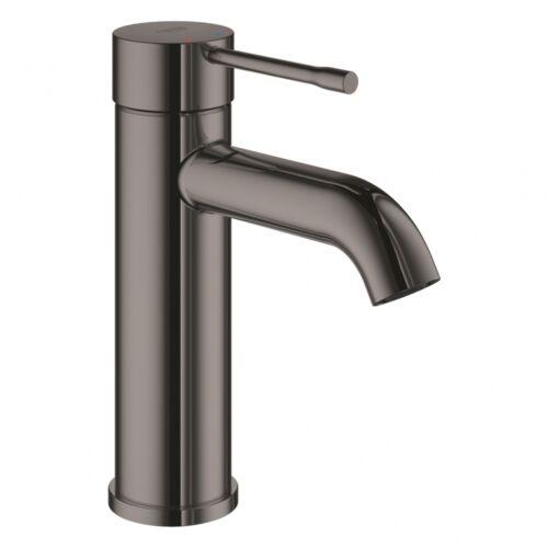 Grohe Essence New egykaros mosdócsaptelep leeresztő nélkül, S méret, hard graphite 23590A01