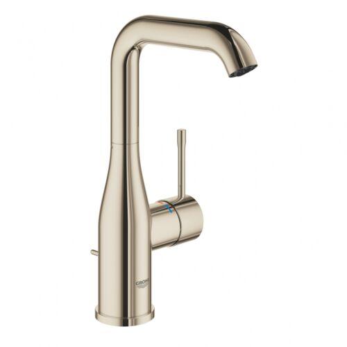 Grohe Essence New egykaros magasított mosdócsaptelep, polished nickel 32628BE1