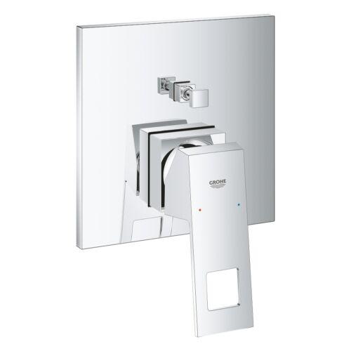 Grohe Eurocube egykaros falba épített zuhanycsaptelep, 2 fogyasztóhoz 24062000