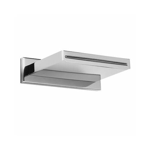 Tres Fejzuhany vízesés funkcióval kaszkád kifolyóval 140x203 mm krómozott acél 29990304