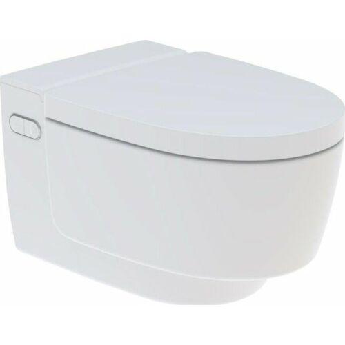 Geberit AquaClean Mera Comfort komplett higiéniai berendezés, fali WC-vel