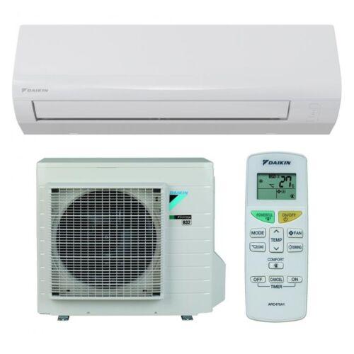 DAIKIN FTXF50A/RXF50A SENSIRA oldalfali inverteres klíma