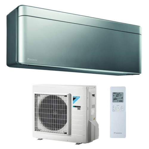 Daikin Bluevolution Stylish FTXA50BS/RXA50A oldalfali inverteres klíma