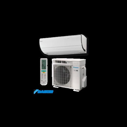 Daikin Bluevolution Ururu Sarara FTXZ50N / RXZ50N oldalfali inverteres klíma