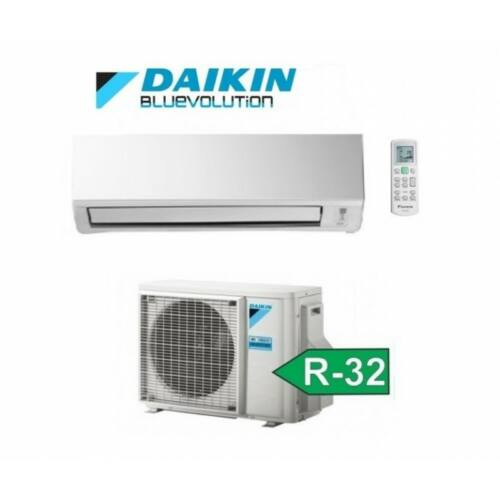 Daikin FTXC25B/RXC25B oldalfali inverteres klíma