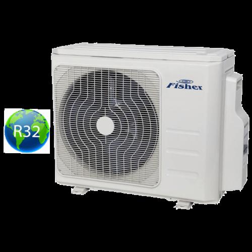 Fisher FS3MIF-243BE3 multi split klíma kültéri egység 7,1 kW