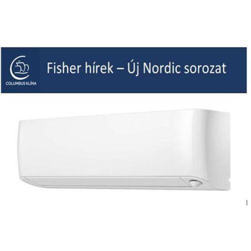 Fisher Nordic FSAIF-NORD-121AE3  3,52kW