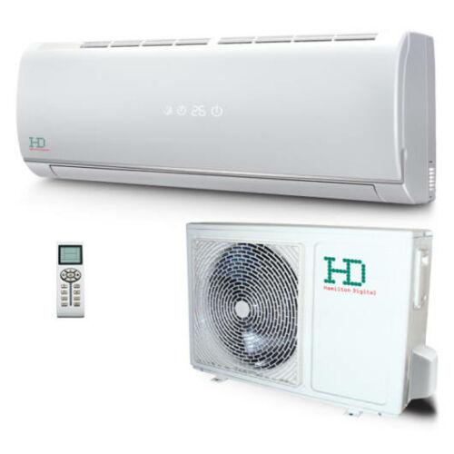 HD Maximus HDWI-MAXIMUS-245C / HDOI-MAXIMUS-245C oldalfali mono split klíma 7 kW
