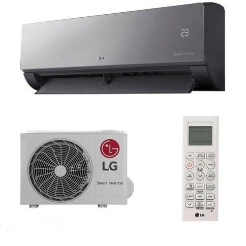 LG Artcool AC24BQ oldalfali inverteres klíma