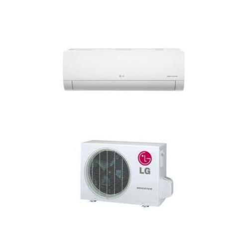 LG Standard S09ES Oldalfali Inverteres Split klíma 2,6 kW