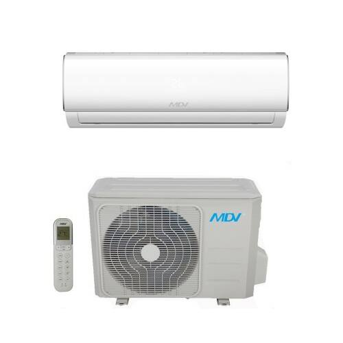 MDV RAG-035B-SP oldalfali monosplit klíma (3,5 kW)