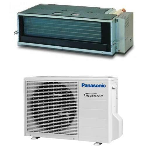 PANASONIC KIT-Z60-UD3 INVERTER SLIM DUCT R32 hűtő-fűtő hőszivattyús légcsatornás inverteres split klíma