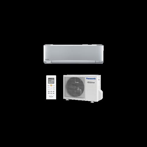 Panasonic XZ ETHEREA KIT-XZ50-VKE oldalfali inverteres klíma