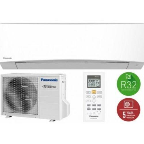 Panasonic KIT-NZ25-VKE Nordic Etherea Inverteres Split klíma