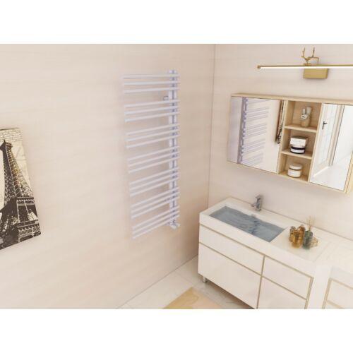 AREZZO design Linear White radiátor, fehér AR-LR12050W