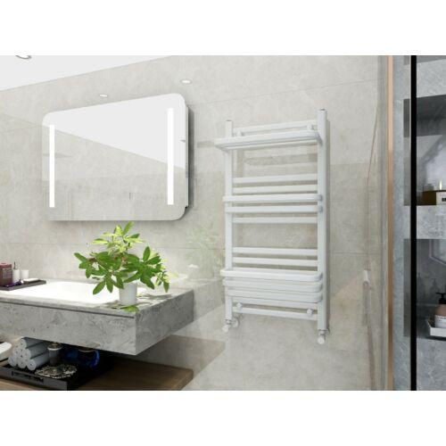 AREZZO design Step White 1000x500 törölközőszárítós radiátor, fehér AR-SP10050W