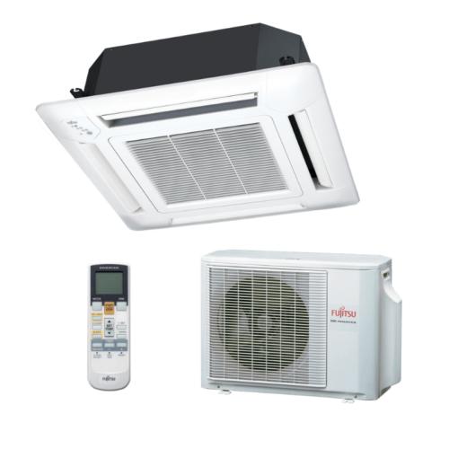 Fujitsu AUXG54LRLB+UTG-UKYA-W / AOYG54LBTA kazettás split klíma csomag 13,3 kW