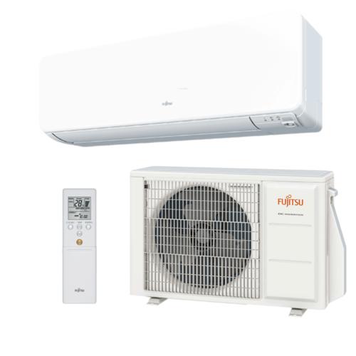 Fujitsu Design ASYG14KGTB / AOYG14KGCA Inverteres Split klíma csomag 4.2 kW