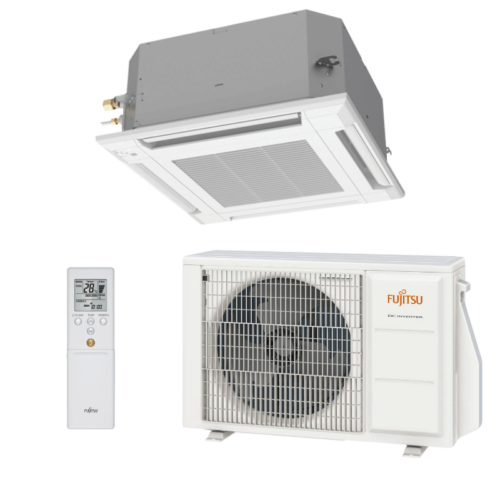 Fujitsu Eco AUXG18KVLA / AOYG18KATA kazettás split klíma csomag 5,2 kW
