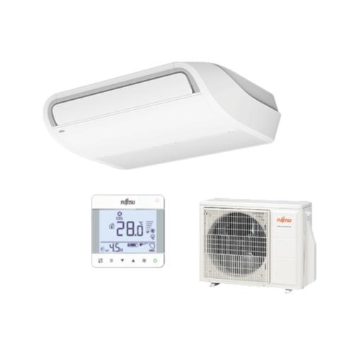 Fujitsu Eco ABYG22KRTA / AOYG22KATA mennyezeti klíma csomag 6 kW