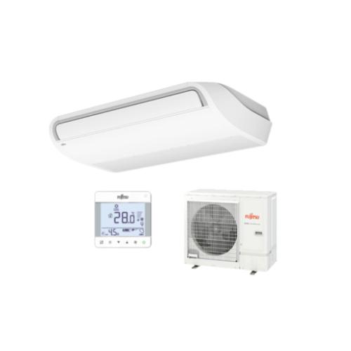 Fujitsu Eco ABYG30KRTA / AOYG30KATA mennyezeti klíma csomag 8,5 kW