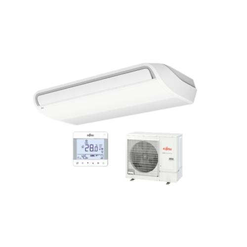 Fujitsu Eco ABYG36KRTA / AOYG36KATA mennyezeti klíma csomag 9,5 kW