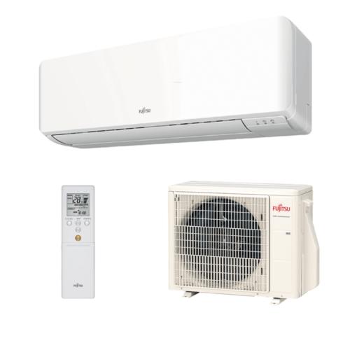 Fujitsu Standard ASYG09KMCC / AOYG09KMCC Inverteres Split klíma csomag 2,5 kW