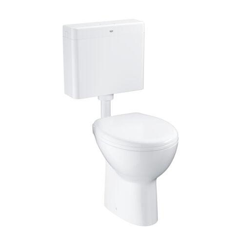 Grohe Bau Ceramic Monoblokkos WC szett Alpin fehér 39560000