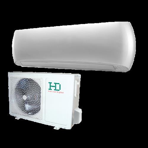 HD Design HDWI-DSGN-120C-WHITE / HDOI-DSGN-120C oldalfali split klíma 3.5 kW