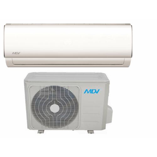 MDV RAM-026-SP oldalfali split klíma (R32, 2,6 kW)