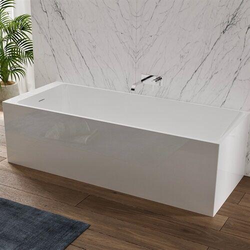 Marmy NIZZA 170x70 öntött márvány szabadonálló fürdőkád 40 0769 17 07 10