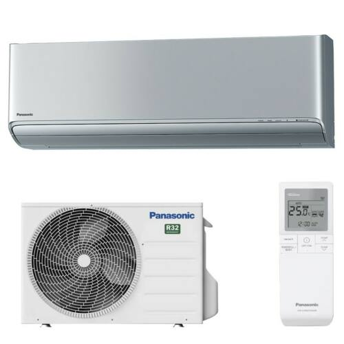 Panasonic XZ Etherea KIT-XZ50-XKE oldalfali inverteres klíma 5 kW