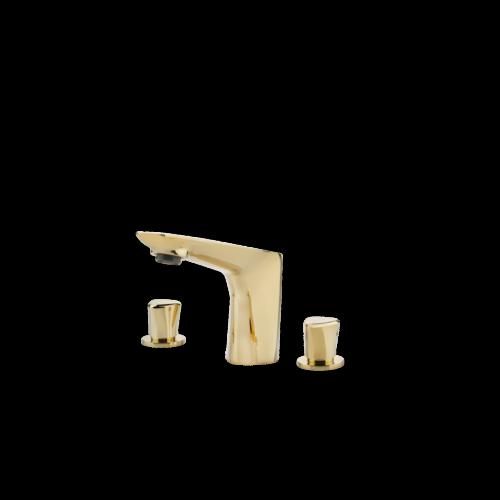 TEKA Itaca alsó bekötésű mosdó csaptelep bársony arany 67431020G2