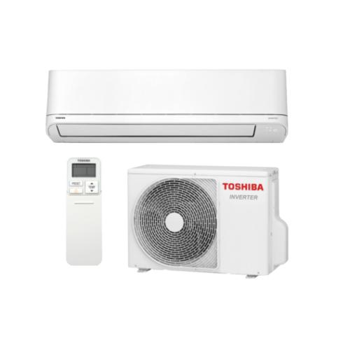 Toshiba Shorai Edge RAS-18J2KVSG-E / RAS-18J2AVSG-E oldalfali inverteres klíma 5 kW