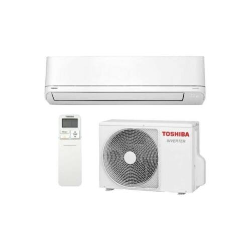 Toshiba SHORAI Premium RAS-B10J2KVRG-E / RAS-10J2AVRG-E oldalfali split klíma (2.5 kW)