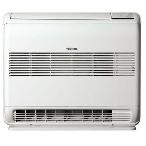 Toshiba RAS-B10U2FVG-E1 / RAS-10PAVSG-E parapet split klíma (2.5 kW)