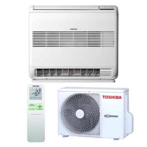 Toshiba RAS-B10J2FVG-E / RAS-10J2AVSG-E1 parapet split klíma (2.5 kW)