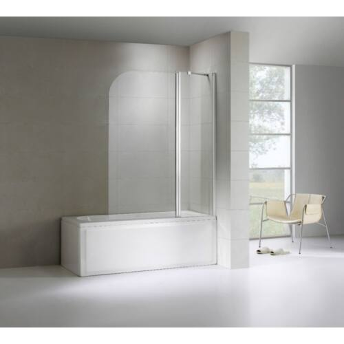 Wellis MyLine Spa Edge120 120x145 cm kádparaván Easy Clean WC00485