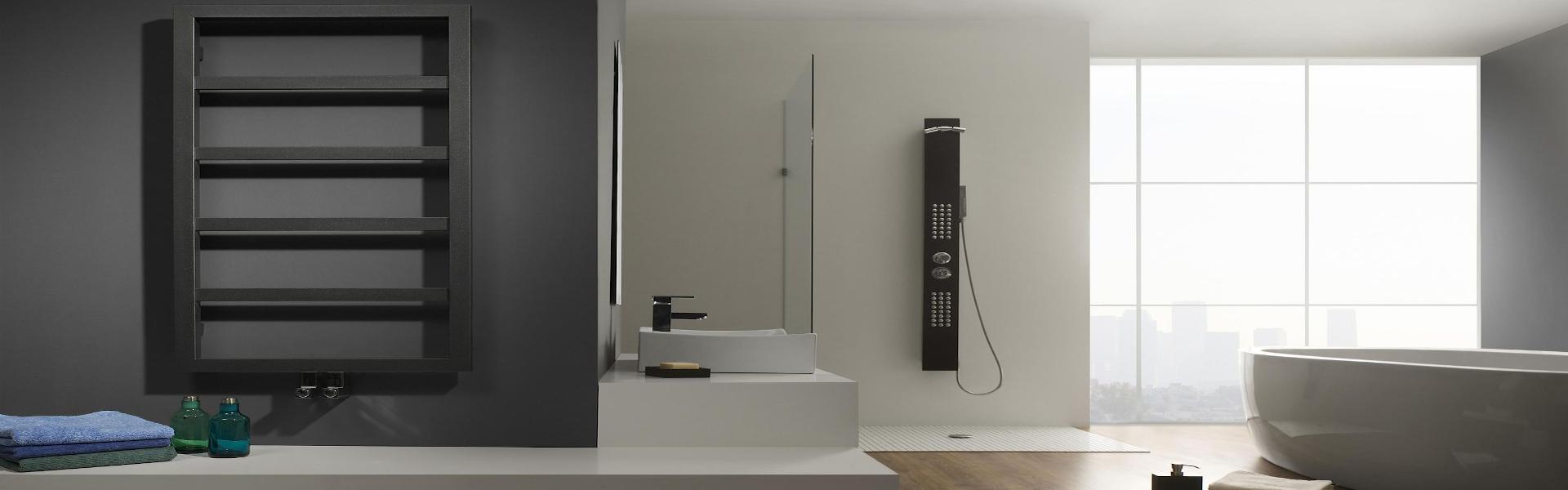 Prémium kategóriás fürdőszoba radiátorok.
